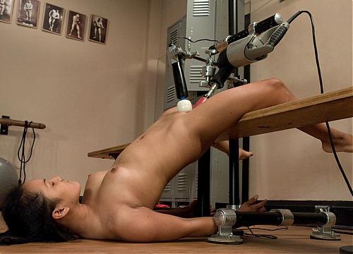 orgasm Girls machine