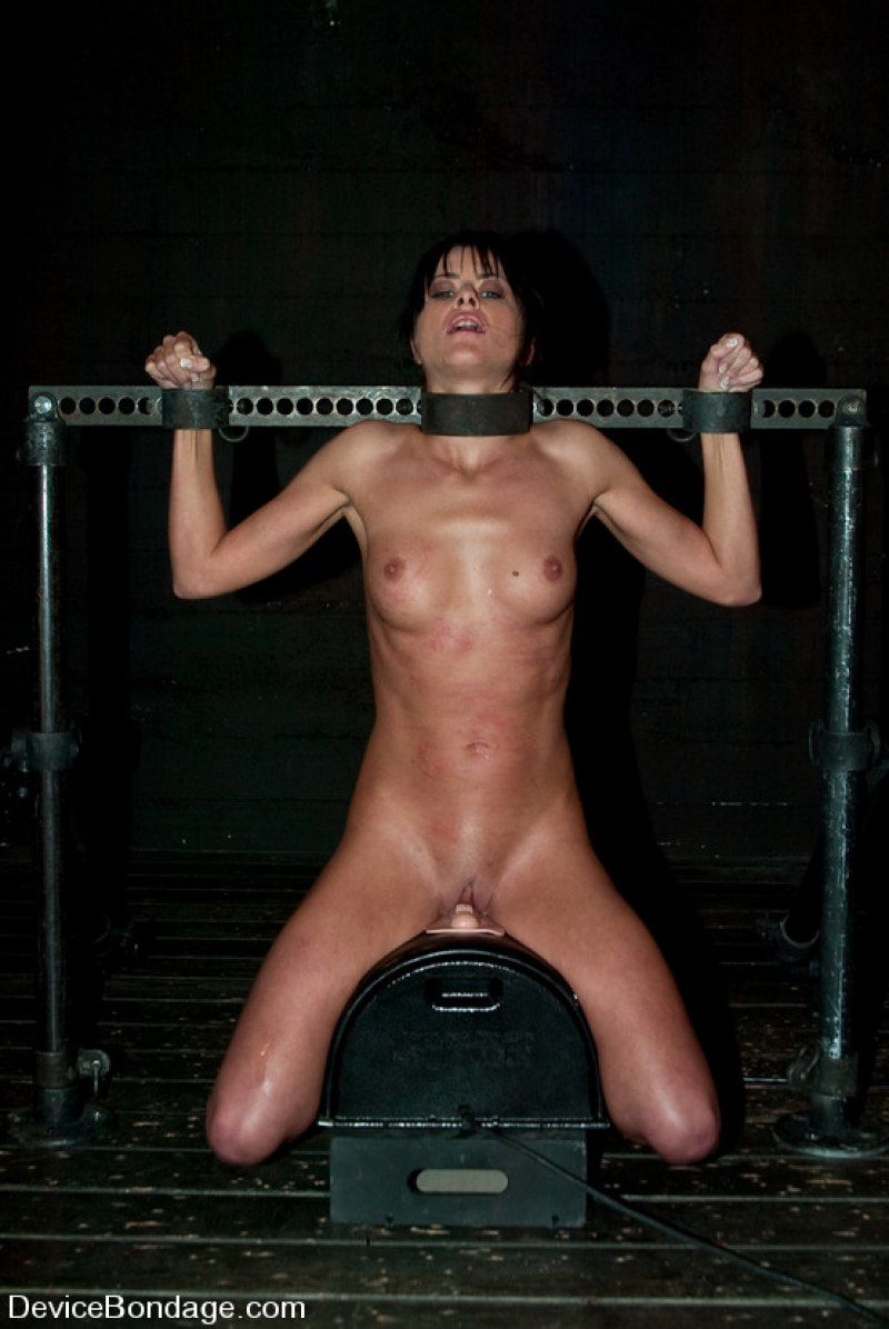 bound on sybian
